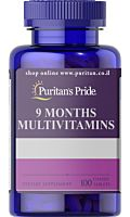 מולטי ויטמין 9 חודשים