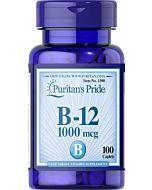 ויטמין בי12 B12 1000mcg